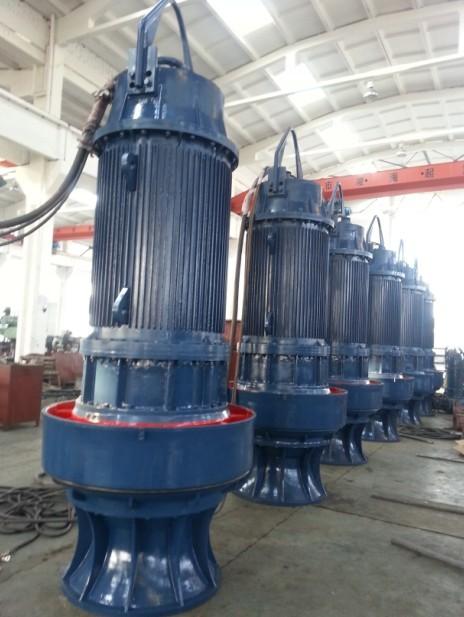 QZB(QHB)系列潜水轴(混)流泵