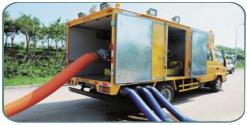 车载式移动泵车